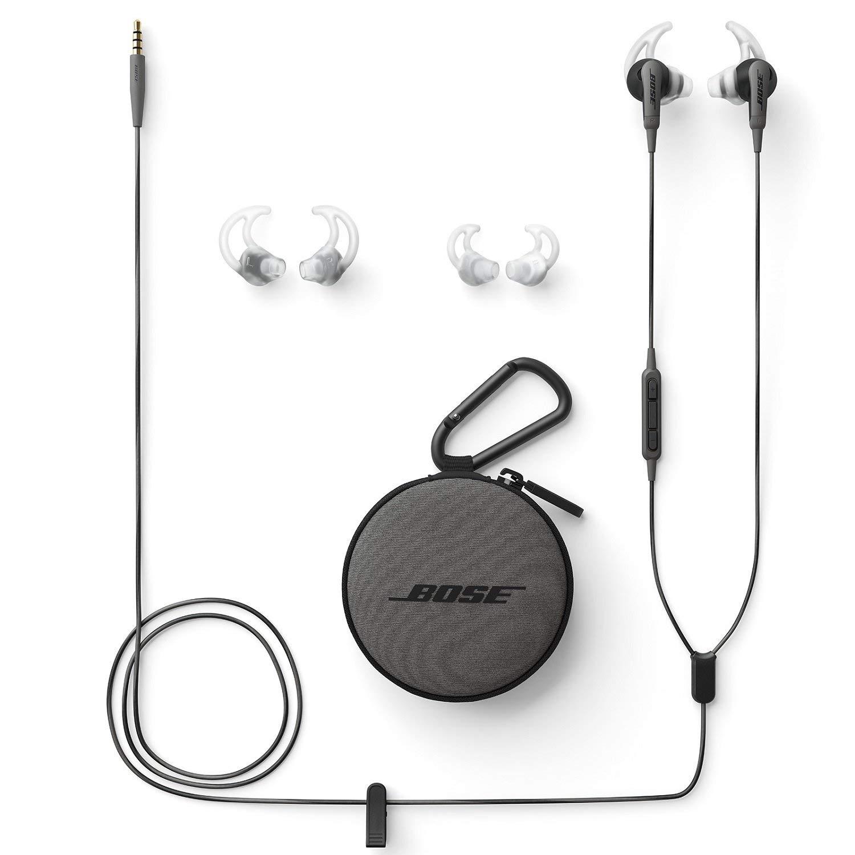 Słuchawki dokanałowe BOSE SoundSport in-ear APPLE @amazon.it