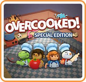 Nintendo Switch US eshop - Overcooked Special Edition