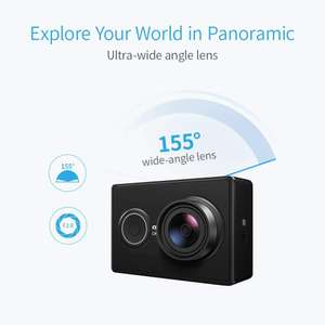 Kamera Xiaomi Yi 2K (Wifi, Bluetooth, Full HD 1080p/60fps, matryca CMOS Sony) @ Amazon DE