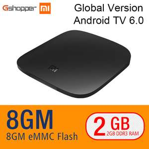 Xiaomi Mi Box 4k International z Hiszpanii 48,83$
