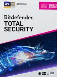 Bitdefender Total Security Multi Device 2019 | (MAC, Windows & Android) 5 PC