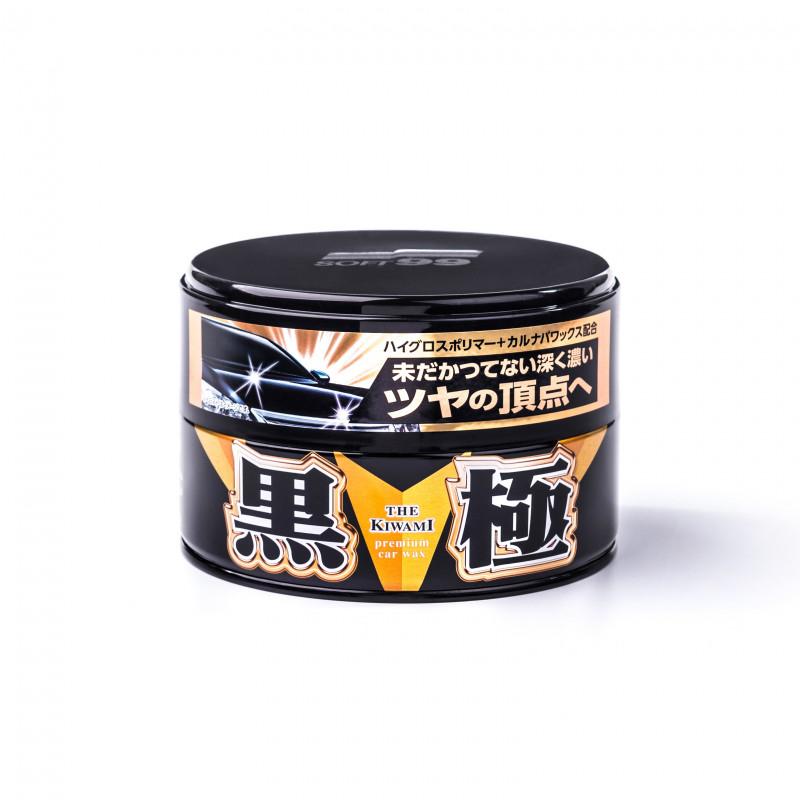 Soft 99 Kiwami Extreme Gloss Black Hard Wax 200g, darmowa dostawa + 4 monety