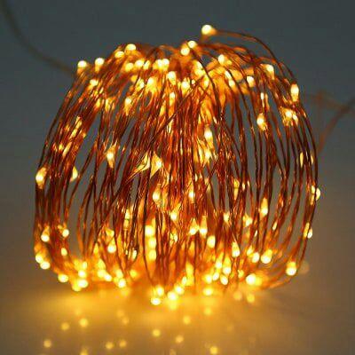 Ozdobne światła 240 LED, 24m