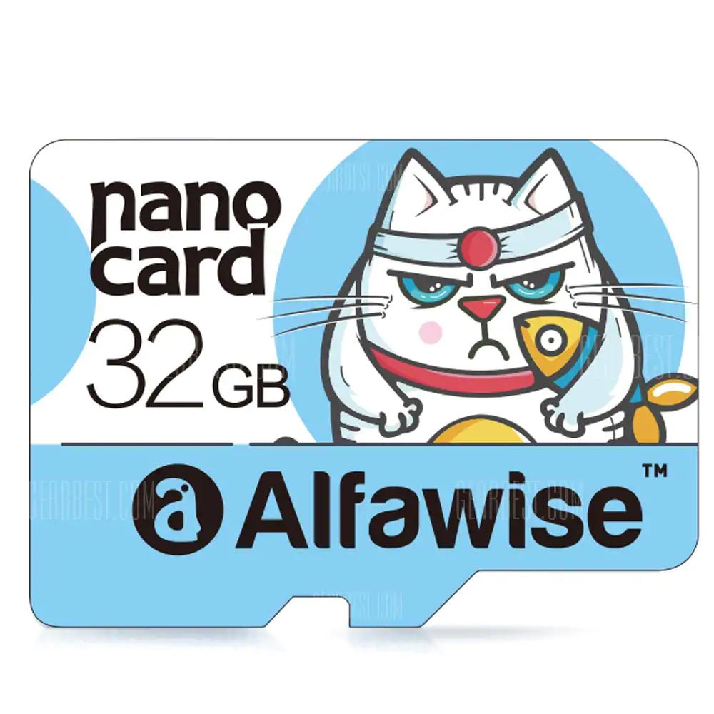 Karta MicroSD Alfawise 32GB
