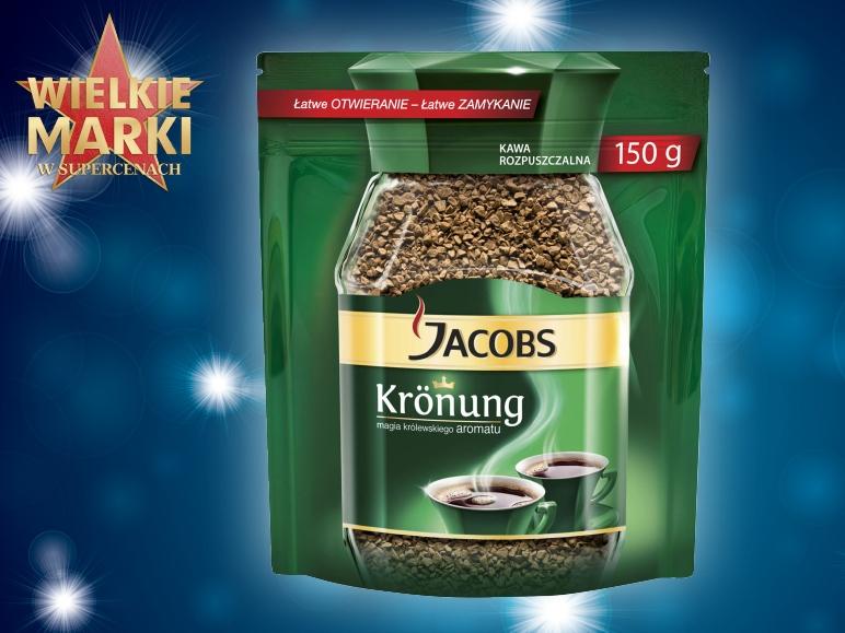 Kawa Jacobs Kronung 150g za 11,99zł @ Lidl