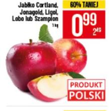 Jabłka @POLOmarket