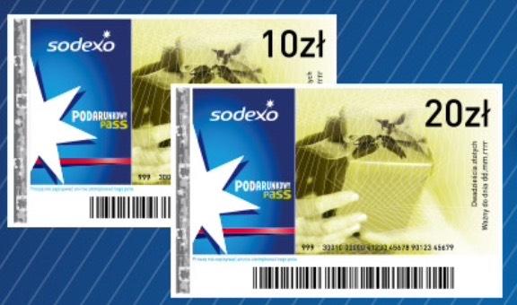 Biedronka -10% przy płatności Sodexo
