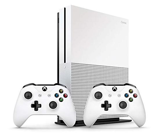 Xbox One S 1TB + Dodatkowy pad
