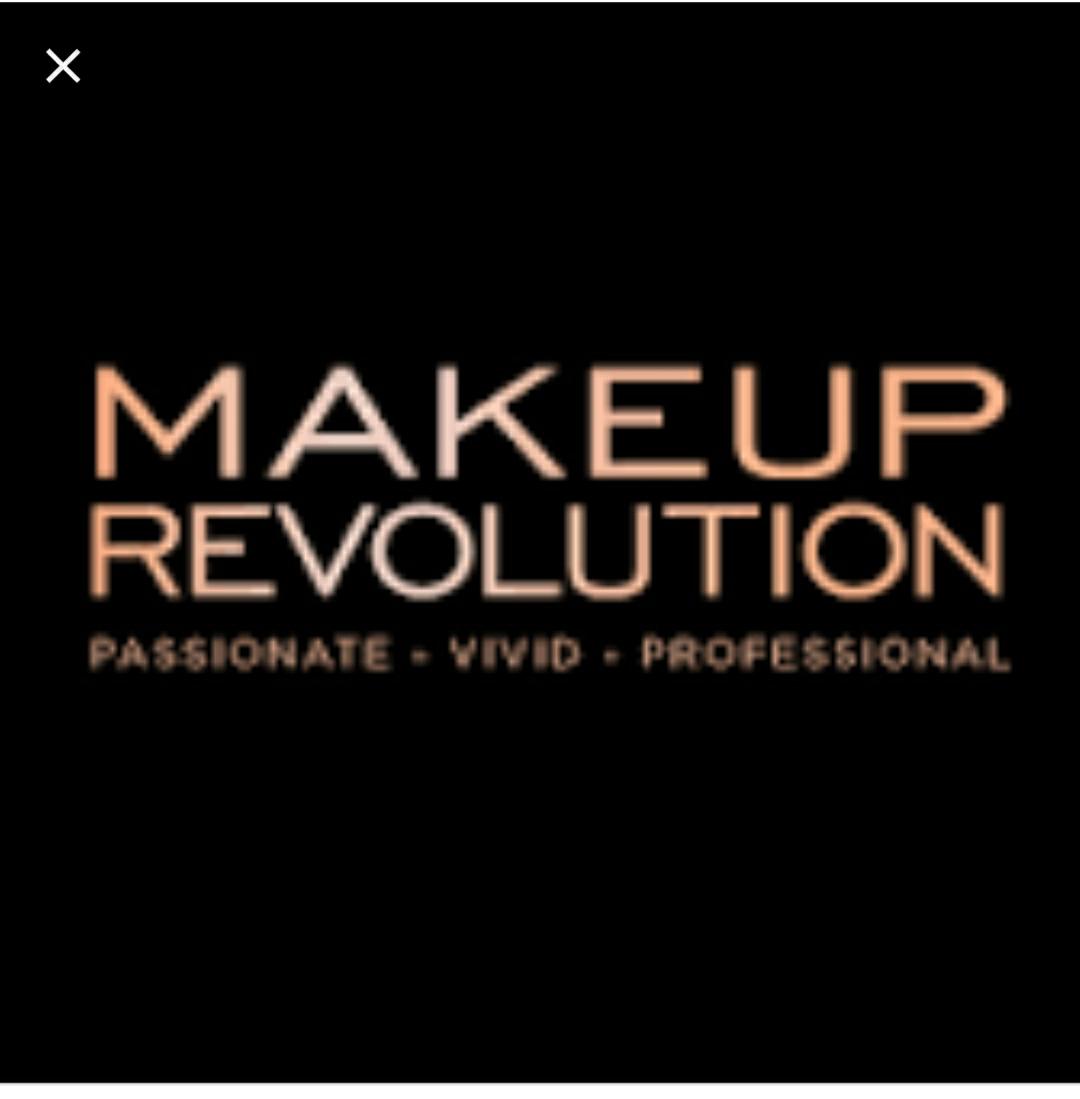 Rabat 25% na wszystkie produkty Makeup Revolution