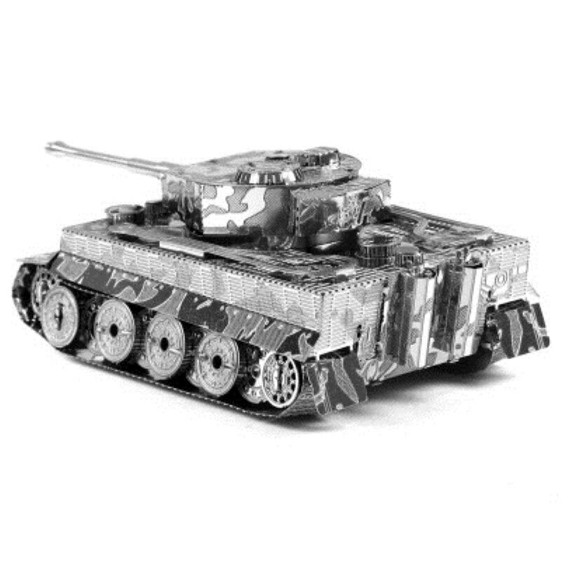 3D Puzzle Model Tiger Tank kids diy craft