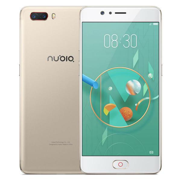 """Nubia M2 5.5"""" Snap 625 4GB/64GB Global ROM Złota"""