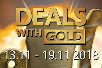 Deals with Gold – Nowe promocje na gry i dodatki w sklepie Xbox