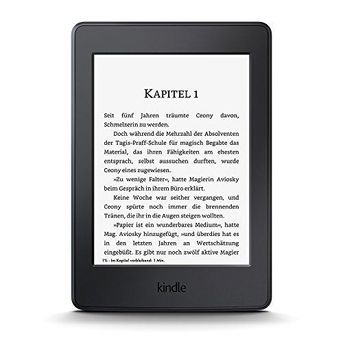 Kindle Paperwhite 3 taniej o 20€ z wysyłką do Polski @ Amazon.de