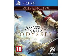 Gra PS4/XBOX Assassin's Creed Odyssey Omega Edition