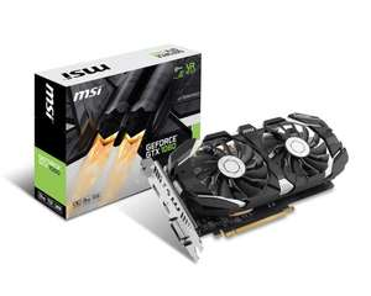 MSI GeForce GTX 1060 OC 3GB GDDR5