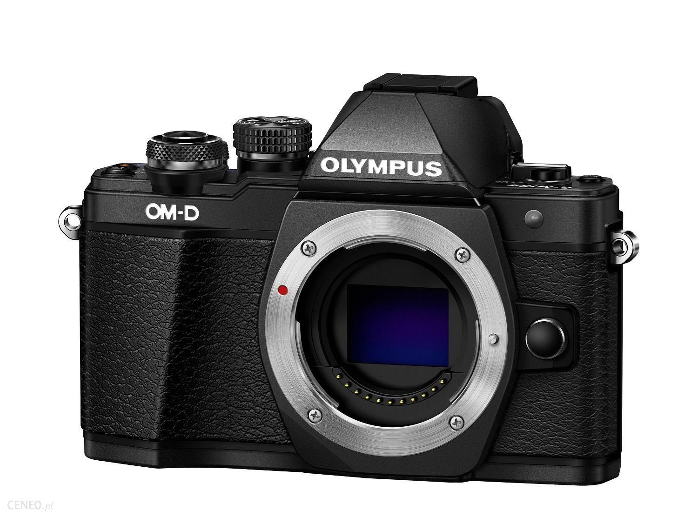 Aparat Olympus OM-D E-M10 Mark II - body (MFT / M4/3)