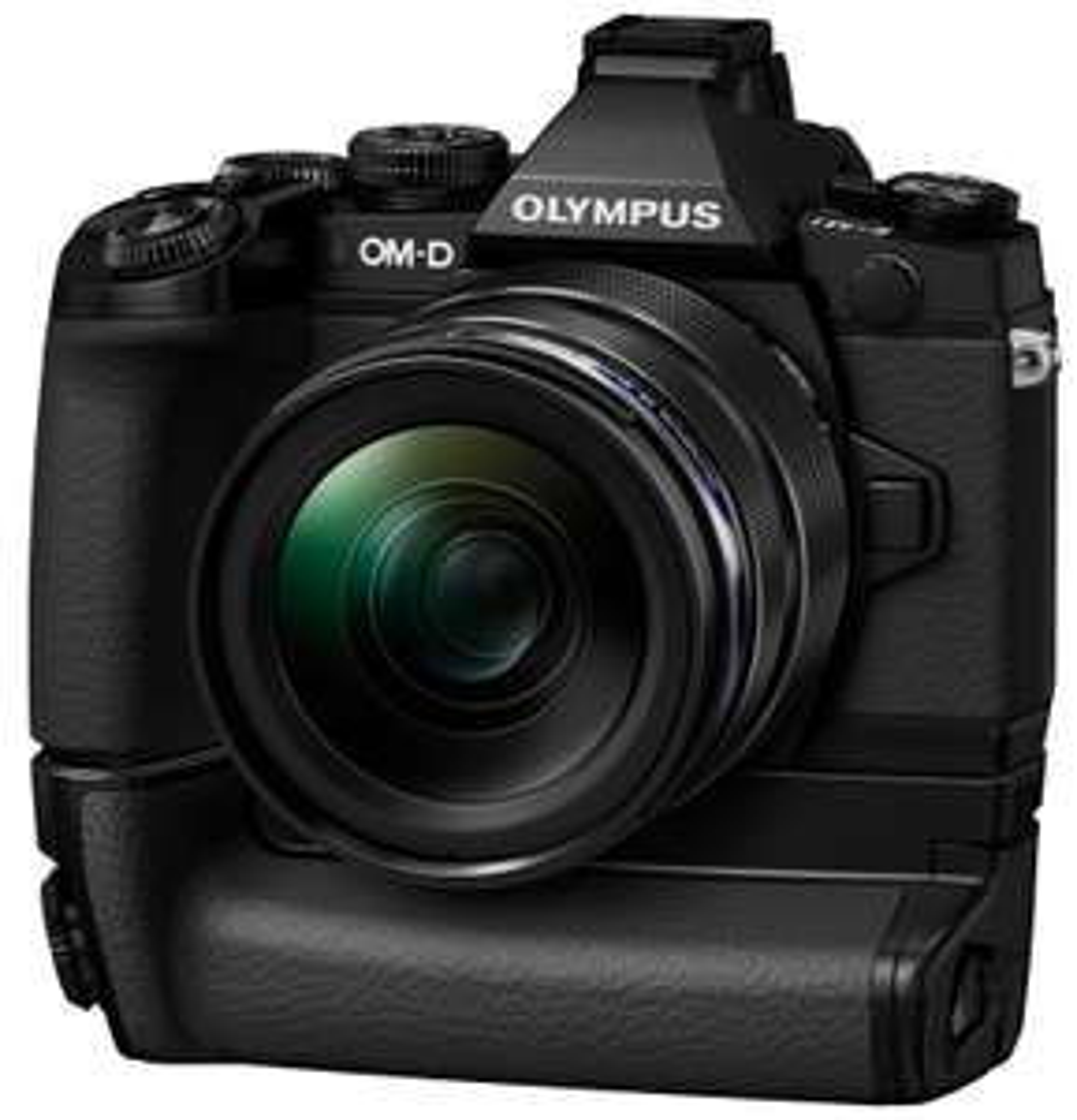Olympus OM-D E-M1+12‑40mm F/2.8 PRO + GRIP HLD-7