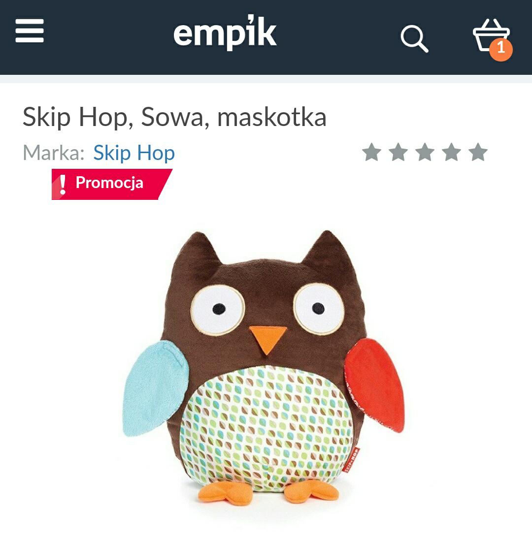 Sowa Skip HOP -70% w EMPIKU