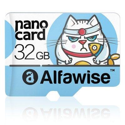 [$3,29] Karta pamięci Alfawise 32GB Micro SD