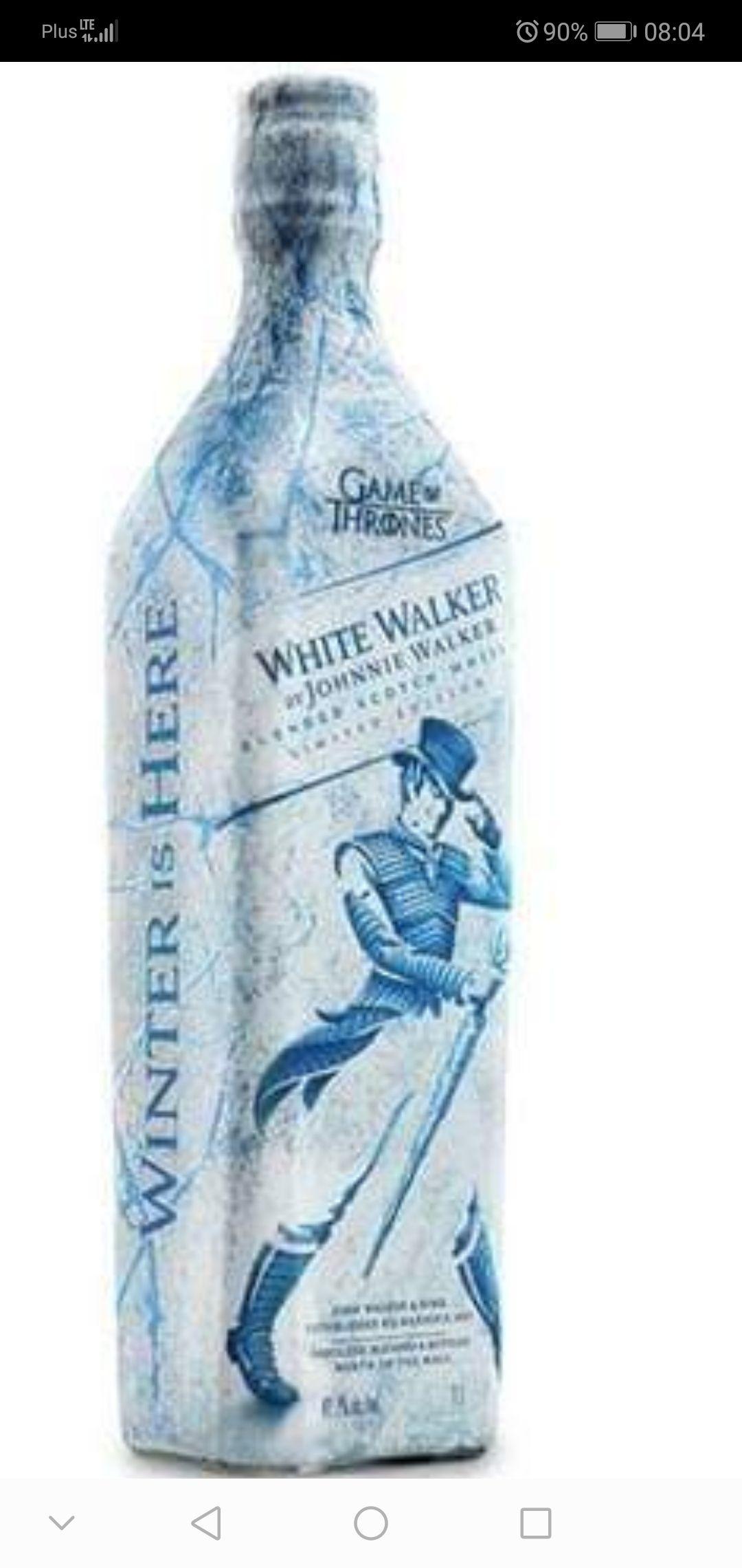 Whisky Johnnie Walker White Label Akcja 100 @Gagalon