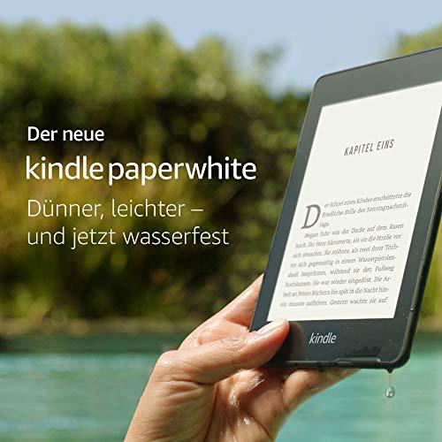 Kindle Paperwhite 4  Najnowszy Czytnik (z reklamami 8GB) Amazon.de 79.99 EUR