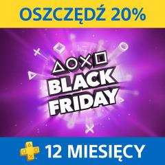 Playstation plus taniej o 20% w playstation store na 12 miesięcy