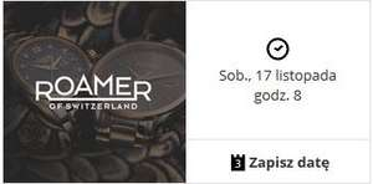 Zegarek,  zegarki Roamer na Zalando Lounge.