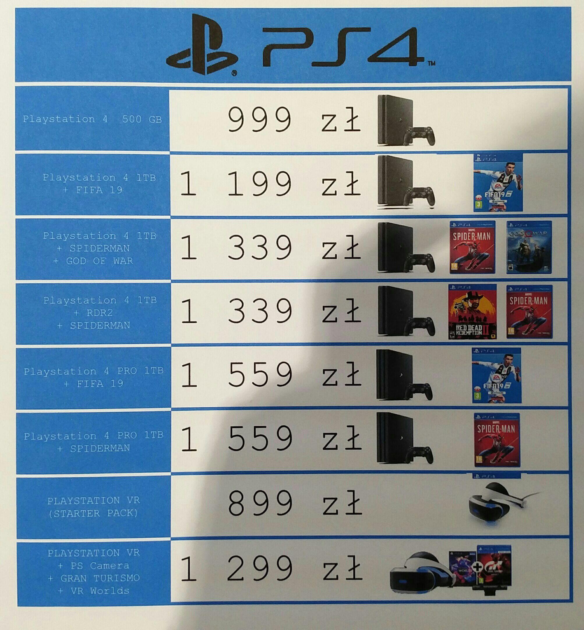 PS4 oferta Black Friday Sony Centre