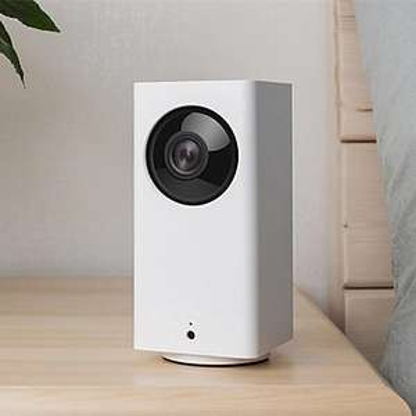 Obrotowa kamerka pod IP Xiaomi Dafang 2 Light In The Box