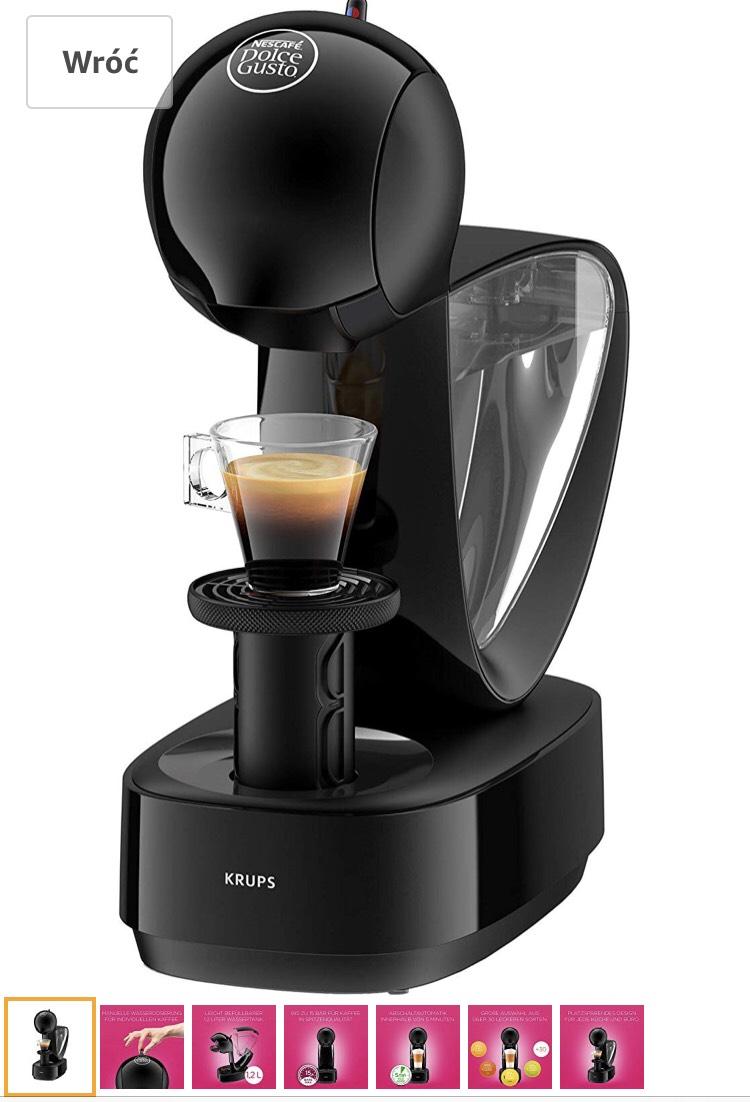 Ekspres Nescafe Nescafé Dolce Gusto Infinissima KP1708 z Amazona