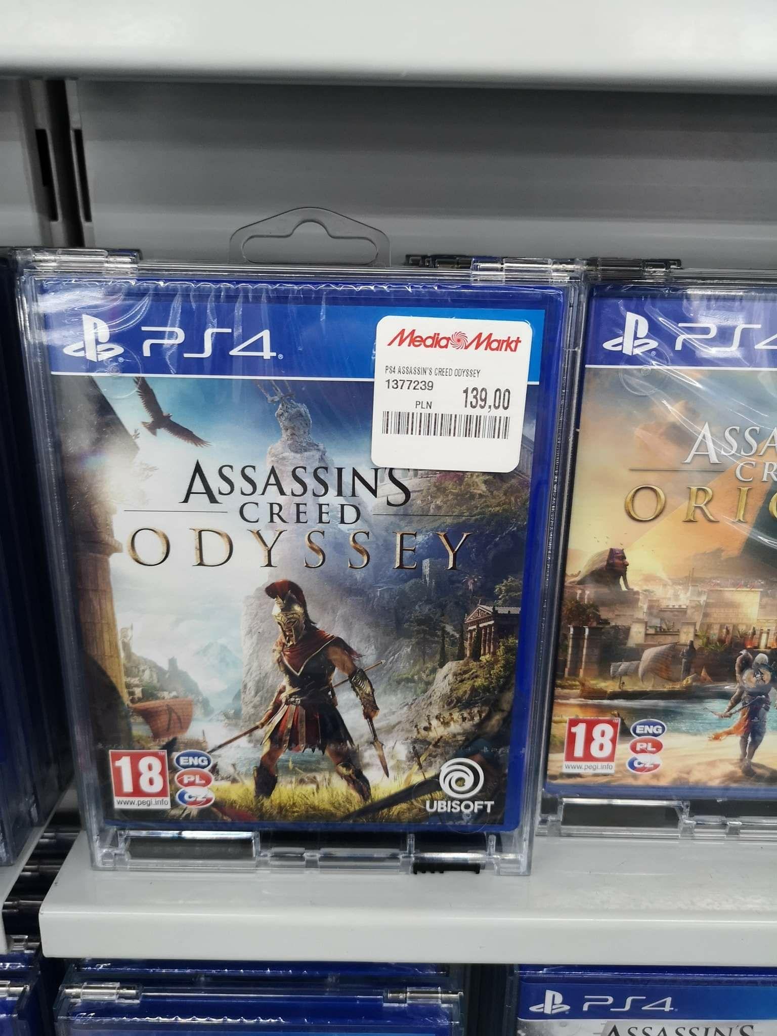 Assassin's Creed Odyssey w Media Market