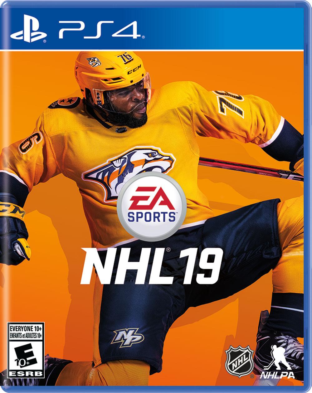 EA SPORTS™ NHL™ 19 w przecenie na PS Store