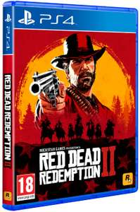 Red Dead Redemption 2 (PS4) PO POLSKU
