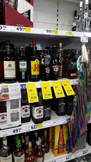 Passport Scotch Whisky 0,7l Tesco Supermarket