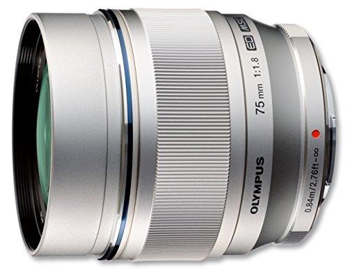 obiektyw stałoogniskowy Olympus M.Zuiko Digital ED 75mm 1:1:8 @Amazon.de + ewentualny cashback