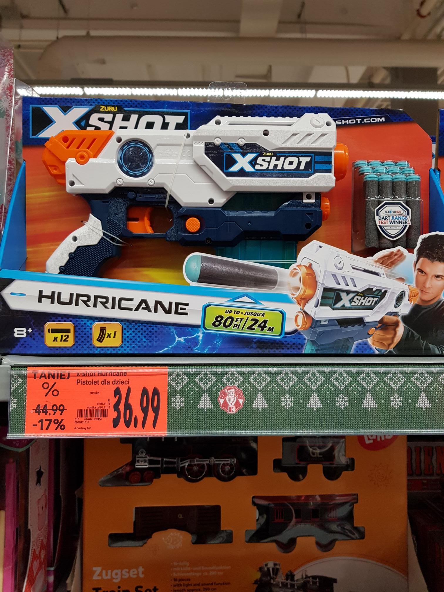 X-shot hurricane - Kaufland