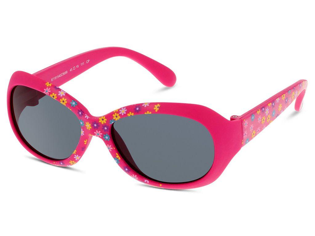 Vision Express - okulary przeciwsłoneczne dziecięce + etui