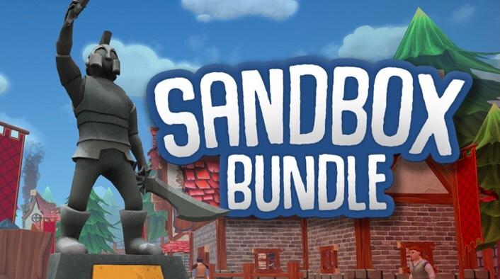 Sandbox Bundle / fanatical.com