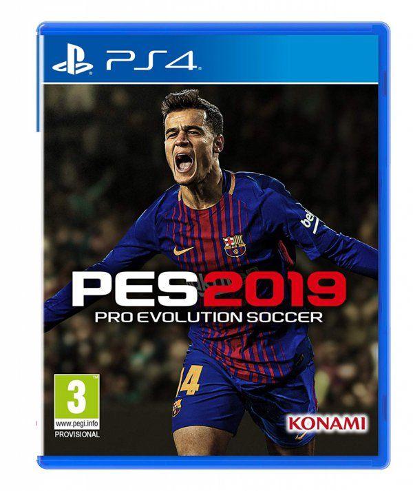 Pro Evolution Soccer 2019 PS4 wersja pudełkowa