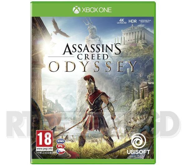 Assasins Creed Oddyssey Xbox one/PS4