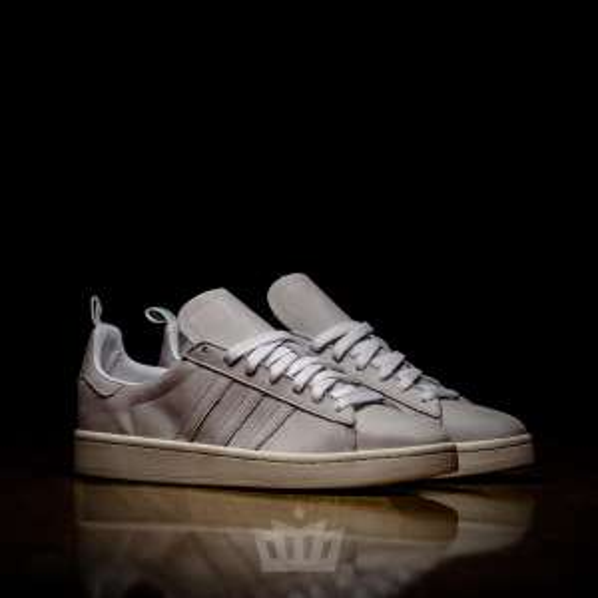 Adidas Campus Vintage White BZ0065
