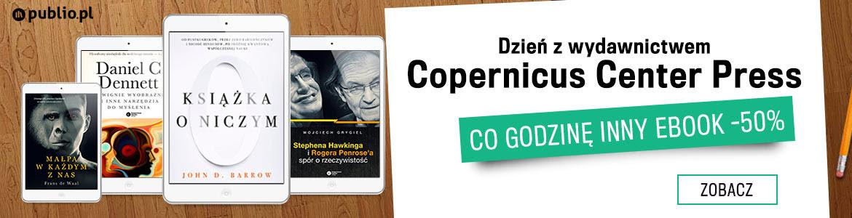 [eBook] Co godzinę rabat 50% na inny bestseller wydawnictwa Copernicus @ Publio