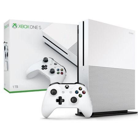 Konsola Microsoft Xbox One S 1TB - 2 pady  od Polskiego dostawcy