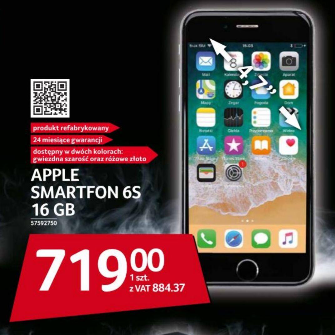 Apple iPhone 6S 16BG REFURB