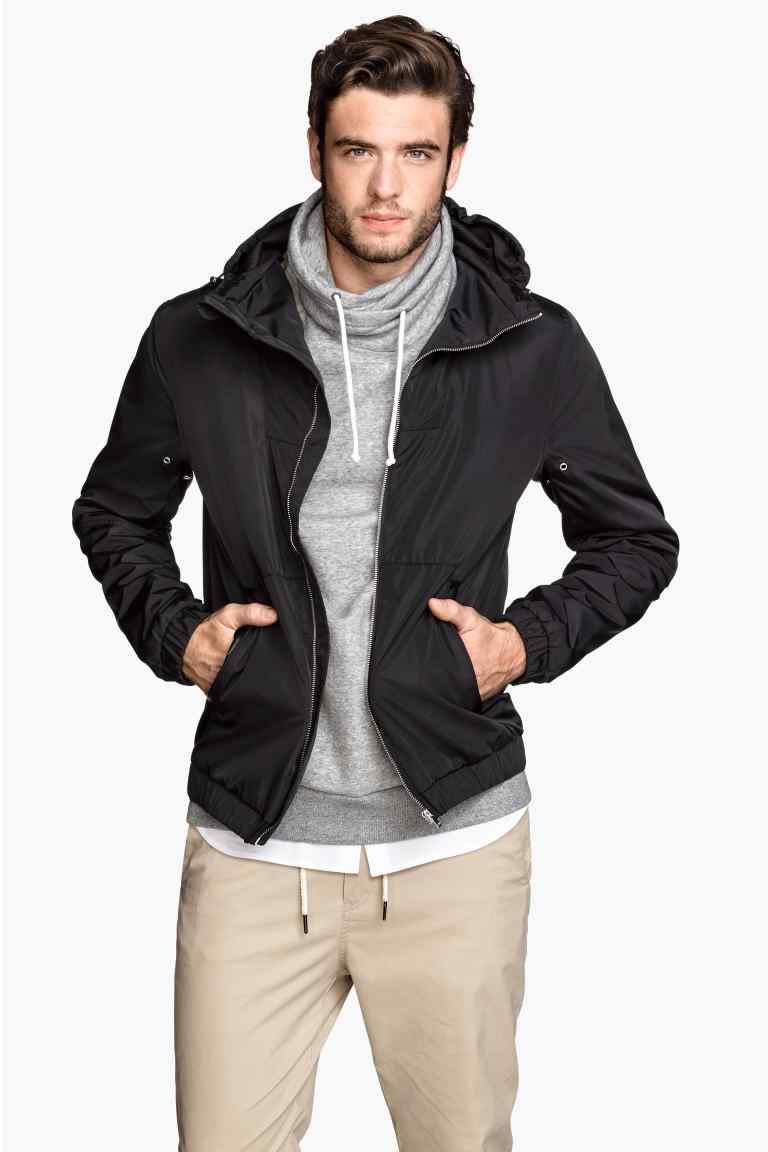 Męska kurtka za 67zł + darmowa dostawa @ H&M
