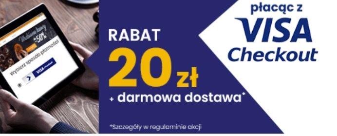 -20 zł MWZ 150 zł  + Darmowa dostawa @bdsklep.pl