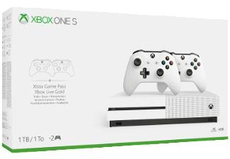 Konsola Xbox One S + 2 pady za 166€ @ Saturn (DE)