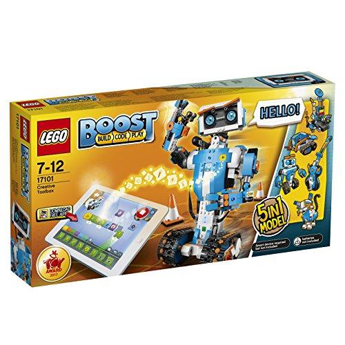 Lego Boost 17101 Robot - zestaw kreatywny - oraz inne Lego 10% taniej