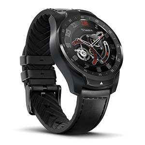 Ticwatch Pro Czarny/Srebrny Amazon DE Oferta błyskawiczna