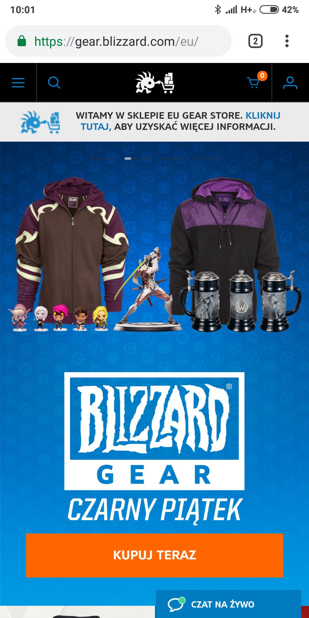 Czarny Piątek już w Blizzard